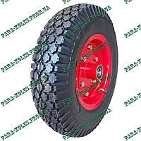 """Колесо для тачки 4.80/4.00-8 """"Deli Tire"""" пневматическое, с усиленной ступицей, под ось 20 мм"""