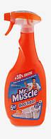 Mr Muscle 5in1 Bad-Total Reiniger Orange - М-р Мускул 5 в 1 средство для ванной комноты 750 мл