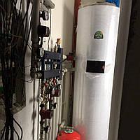 Монтаж и пусконаладка тепловых насосов