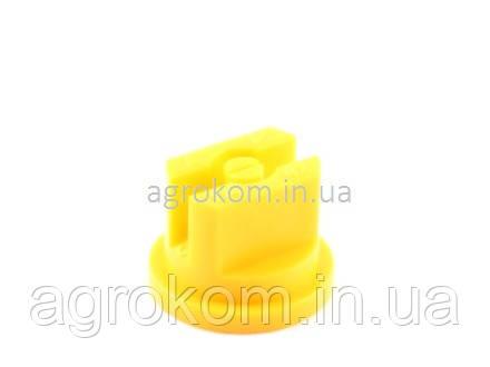 Распылитель плоскоструйный AP02110 желтый Agroplast , фото 1