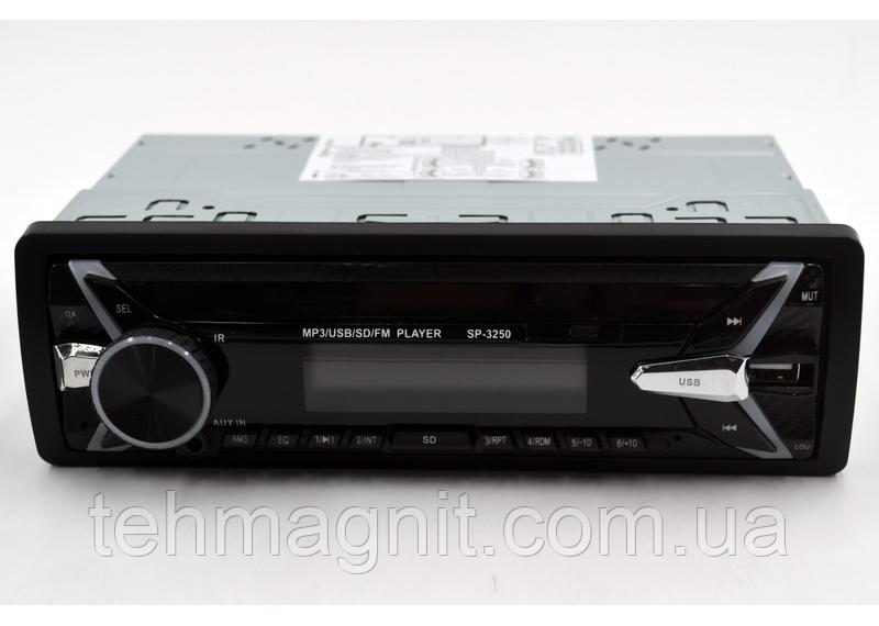 Автомагнитола SP-3250 ISO USB Micro SD (аналог SONY)