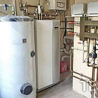 Установка тепловых насосов «под ключ»