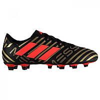 Бутсы Adidas Nemeziz 17.4 FG Black Gold - Оригинал 64f82ef0beda1