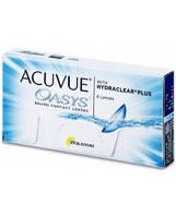 Контактные линзы АкувьюОазис Acuvue Oasys With Hydraclear