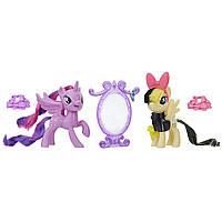 My Little Pony Игровой набор Май Литл Пони Стильные друзья Твайлайт Спаркл и Серенада, фото 1