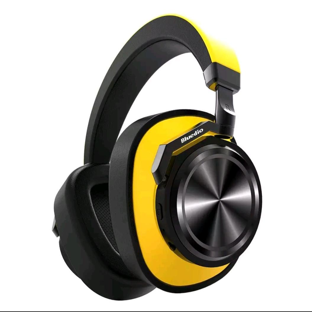 Bluedio T6 Active Беспроводные Bluetooth Полноразмерные наушники