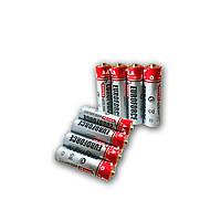 Батарейка EUROFORCE AA (R6) FOL 4 (15/300)