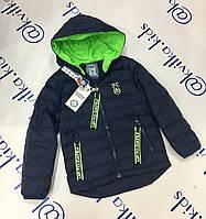 Куртка весенняя для Мальчика размеры 8-16 лет