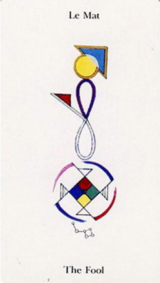Магічне Таро Фредеріка Ліонеля, Magic Tarot by Frederic Lionel, (Старші аркани 22 карти), Україна