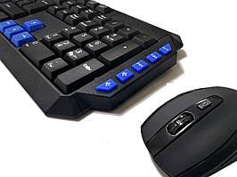 Комплект беспроводная клавиатура EM1200  с мышью Combo