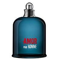 Cacharel Amor pour homme 75ml edt (Мужская древесно-пряная композиция для романтичных и стильных парней)