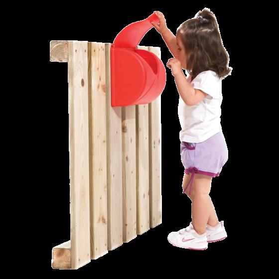 Пластиковый почтовый ящик для детской игровой площадки КВТ Бельгия