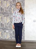 Штаны теплые для девочки Five Stars HD0175-128p, фото 2
