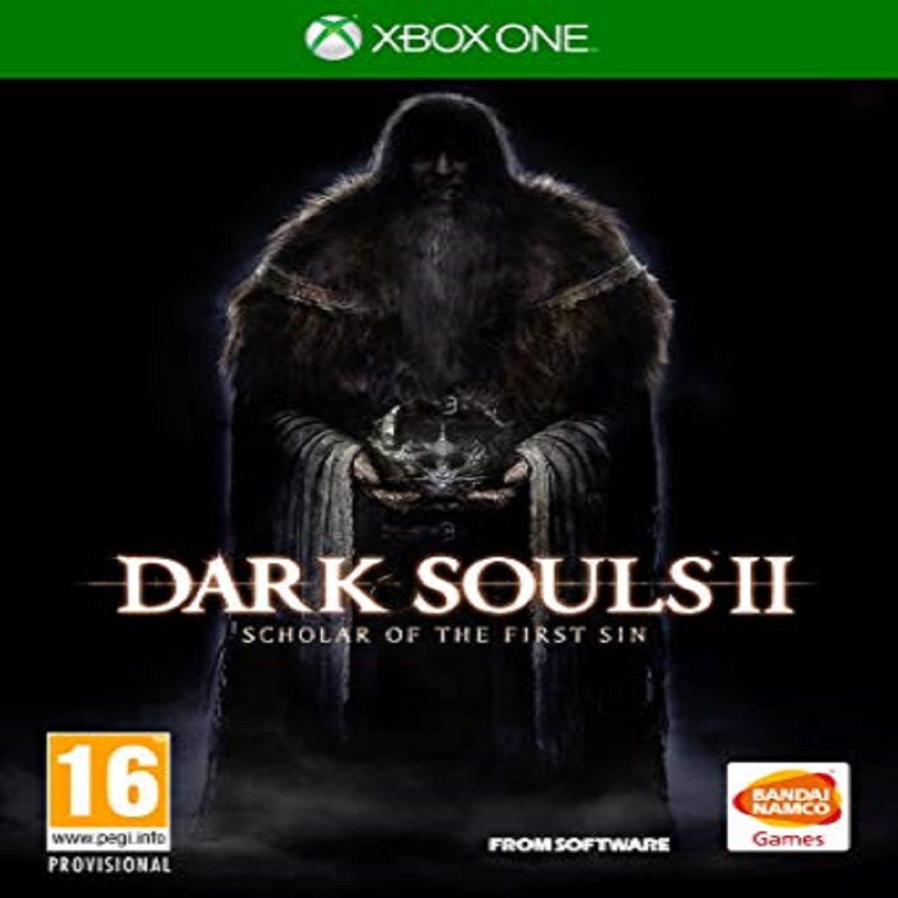 Dark Souls 2 SUB XBOX ONE (Б/В)