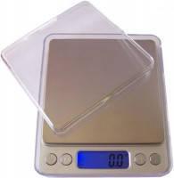 Весы настольные электронные 6295, максимальный вес 2 кг, шаг 0,1 г, фото 3