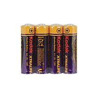 Батарейка KODAK AA Shrink 4 Extra Life LR6