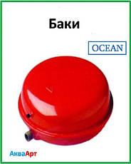 """Расширительные баки плоские """"ocean"""" закрытого типа для систем отопления"""