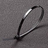 Стяжка кабельна (хомут)  8х150 (7,9х150мм) тм ТАКЕЛ, фото 3