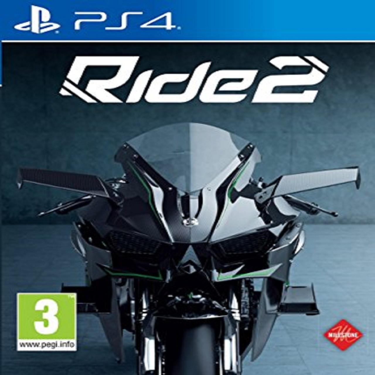 Ride 2 (англійська версія) PS4