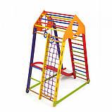 Детский комплекс для малышей BambinoWood Color Plus 1, фото 6