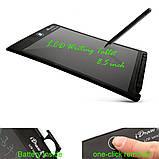Планшет для рисования LCD Writing Tablet Графический планшет 8,5-дюймов, фото 2