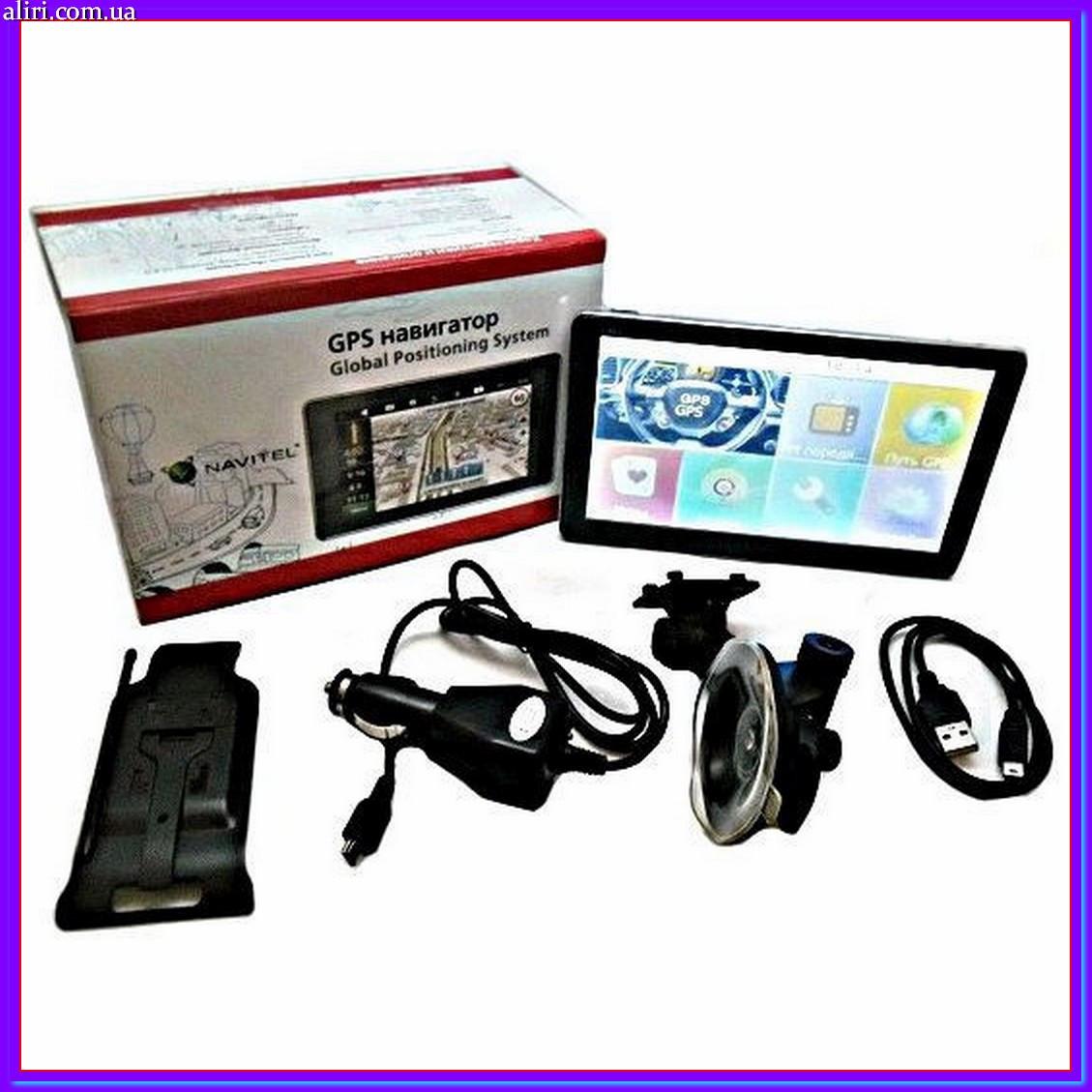 """Автомобильный GPS навигатор 7"""" HD 4gb Cortex-A7 800mHz"""