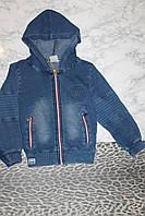 Джинсовые курточки для мальчиков от 4 до 14 лет (110-146см.). Фирма-Happy House Польша.