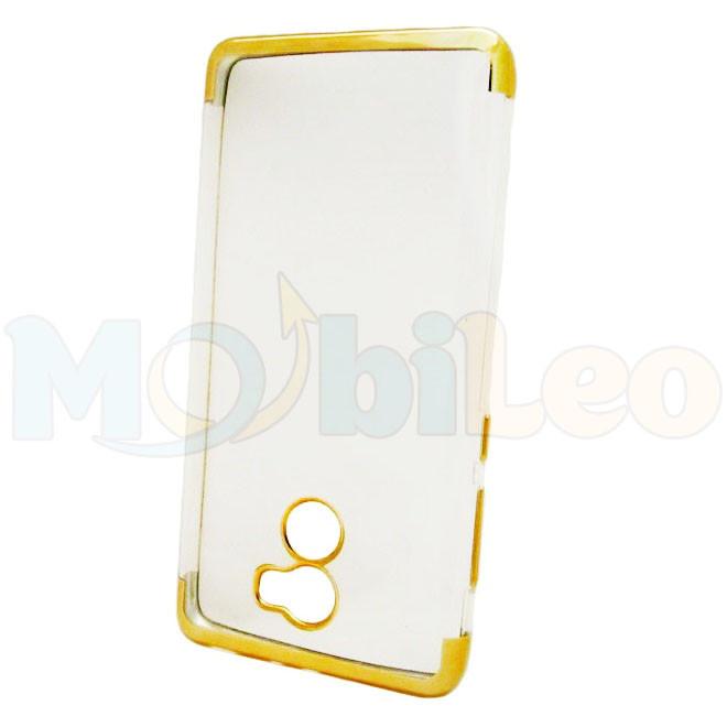 Чехол силиконовый Space для Xiaomi Redmi 4 золото