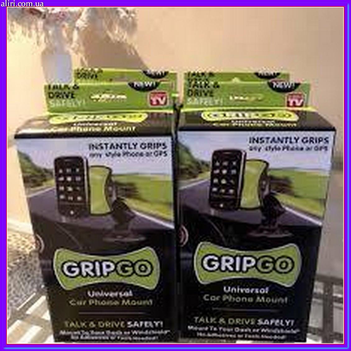 Универсальный держатель для телефона HOLDER GRIP GO в авто