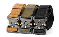 Пояс тактический Tactical Belt 6841: размер 120х3,5см, 3 цвета