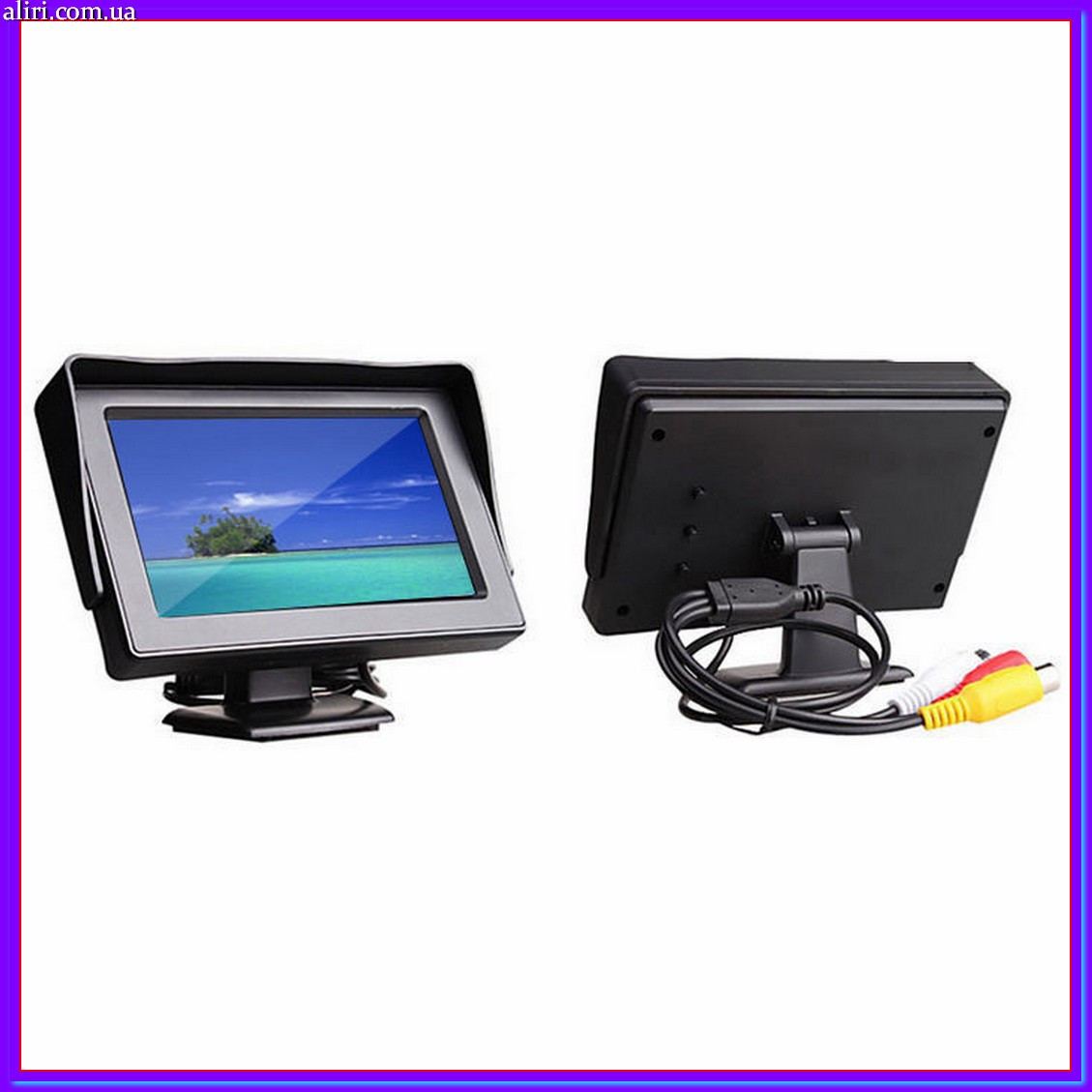 Автомонитор 4,3'' Car Rearview Monitor монитор для авто