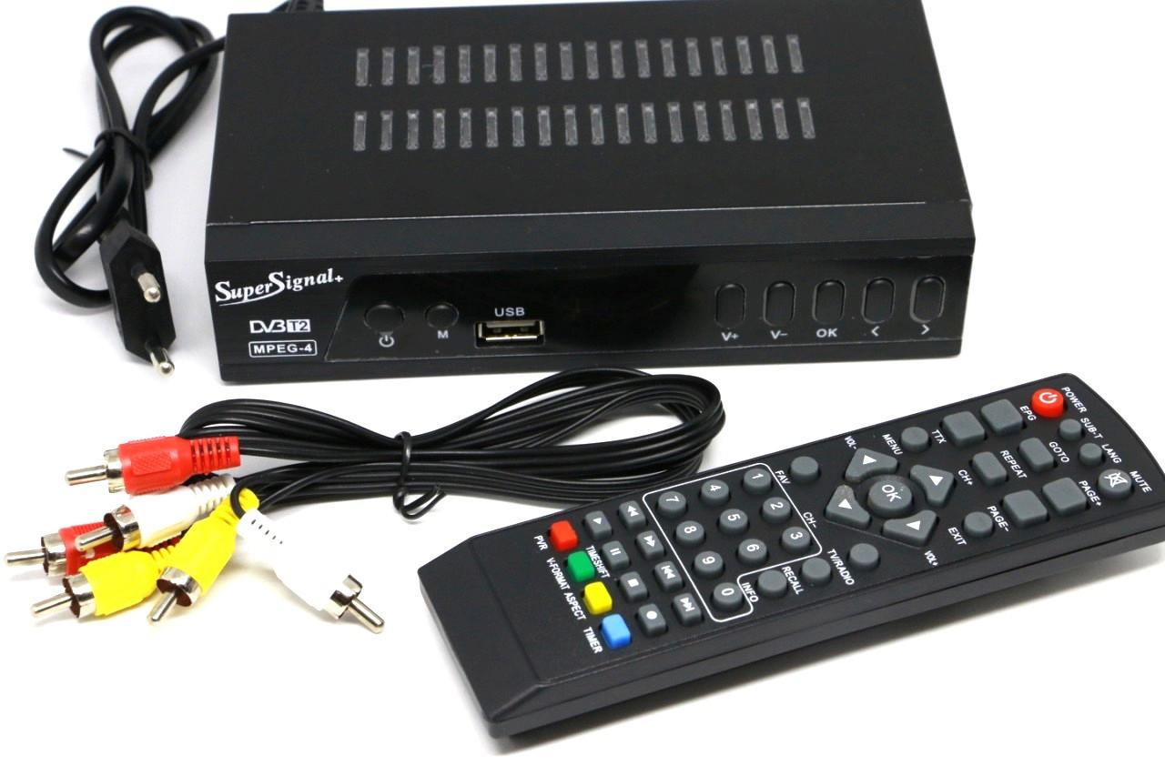 Тюнер Super Signal+ DVB-T2