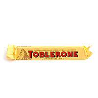 Молочный шоколад Toblerone, 35 г.