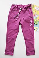Детские штаны для девочку 110-128рр Код до478о