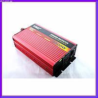 Преобразователь инвертор UKC AC/DCAR 2500W (c функциейплавного пуска преобразователя), фото 1