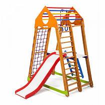 Игровой уголок для детей BambinoWood Plus 2, фото 3