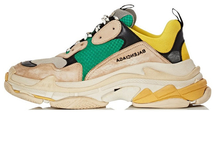 Кроссовки Balenciaga Triple S New