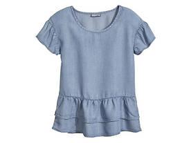 Блуза для девочки Pepperts р.122, 128