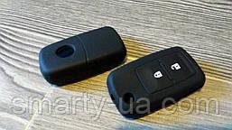 Силіконовий чохол 2 кнопки SEAT