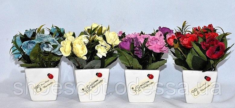 Распродажа Искусственные Цветы В Горшках - товары со 27
