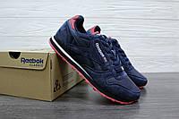 c6710307 Кроссовки Мужские Reebok Classic Workout Синие с Красным 42 Размер ...