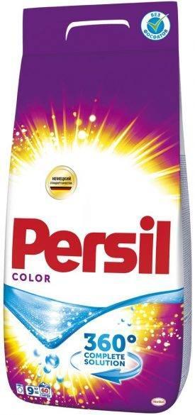 Persil стиральный порошок для цветных тканей 9 кг