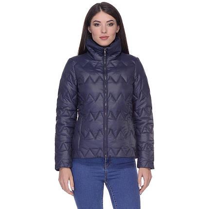 Куртка женская Geox W7420G DARK NAVY, фото 2