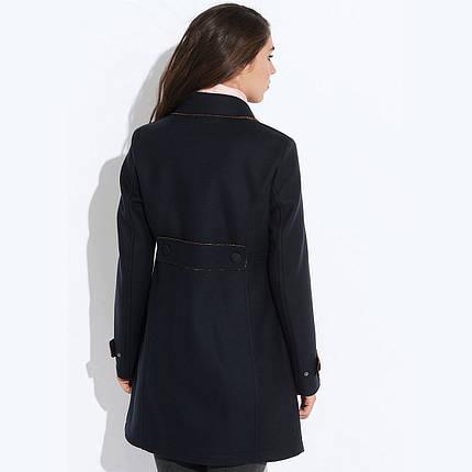 Пальто женское Geox W5415D DK NAVY, фото 2
