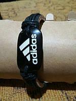 Кожаный браслет adidas, фото 1