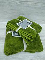 Набор полотенец (лицо+баня)