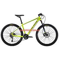 """Горный велосипед Cyclone LX 27.5 дюймов 19"""" зеленый"""