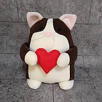 Игрушка Влюбленный  котик