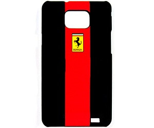 Чехол Ferrari Hard Case Galaxy S2 - Rubber Red (FEGTG2RE)