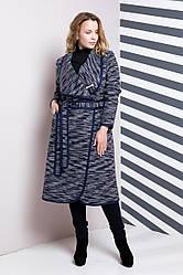 Пальто женское демисезонное 631, 50-64р.